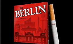 """Senatskanzlei wehrt sich gegen """"Berlin""""-Zigarette"""