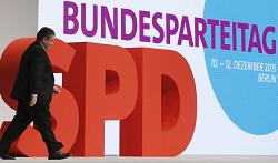Tabakindustrie auf SPD-Parteitag