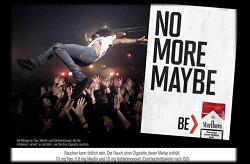 """""""Maybe-Kampagne"""" von Philip Morris bleibt weiter verboten"""