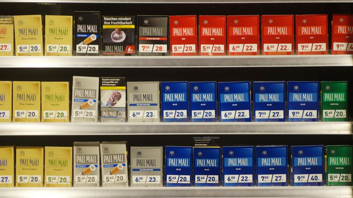 Warnhinweise auf Zigarettenschachteln: Tabakhändler scheren sich nicht um Anordnungen der Behörden