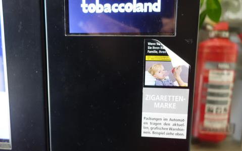 Zigarettenautomaten: Aufsichtsbehörden kapitulieren vor Industrie
