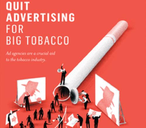 Zeitschrift Tobacco Control berichtet über WM-Tabakwerbung
