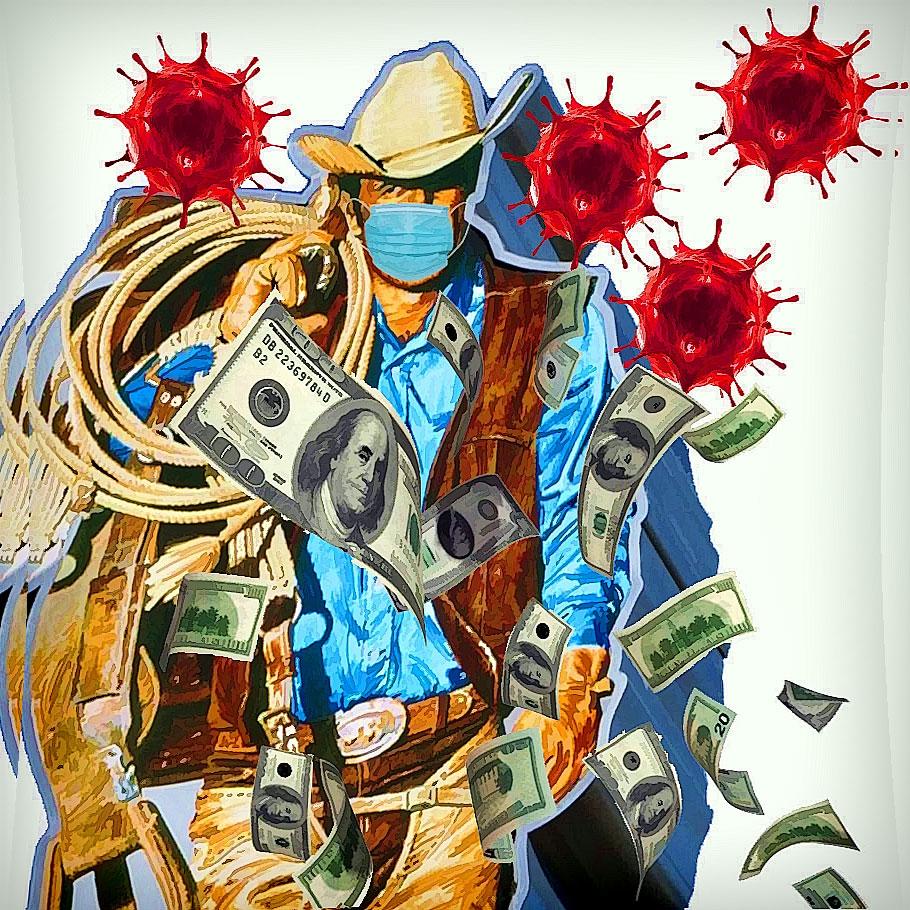 Der Marlboro-Mann hilft in der Corona-Krise – Lobbyarbeit der Tabakindustrie
