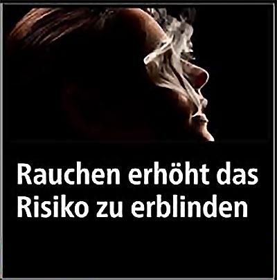 Augenarzt lässt sich mit einem Preis der Tabakindustrie korrumpieren