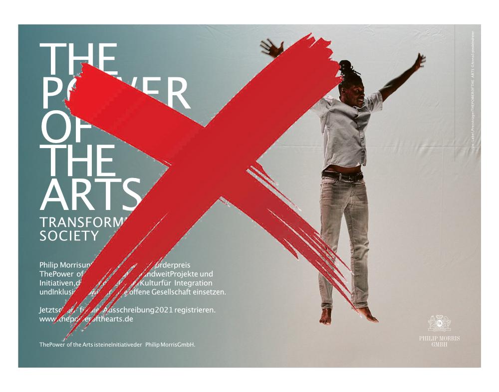 Phillip Morris kauft sich mit einer Anzeige bei der Berliner Zeitung ein